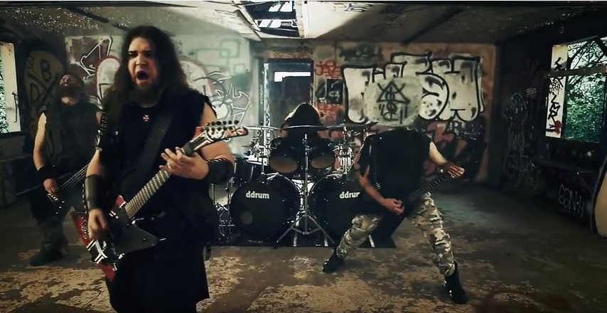 Backdawn I Shall Burn Your Empire Music Video