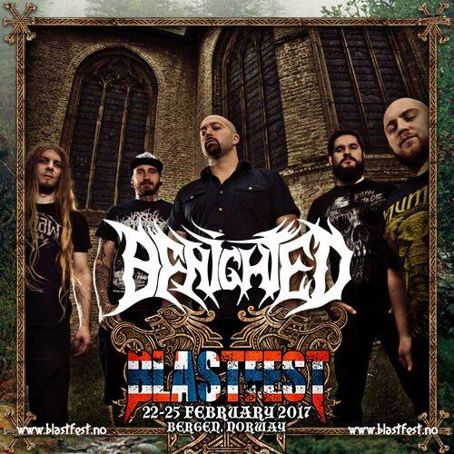 Benighted Blastfest 2017