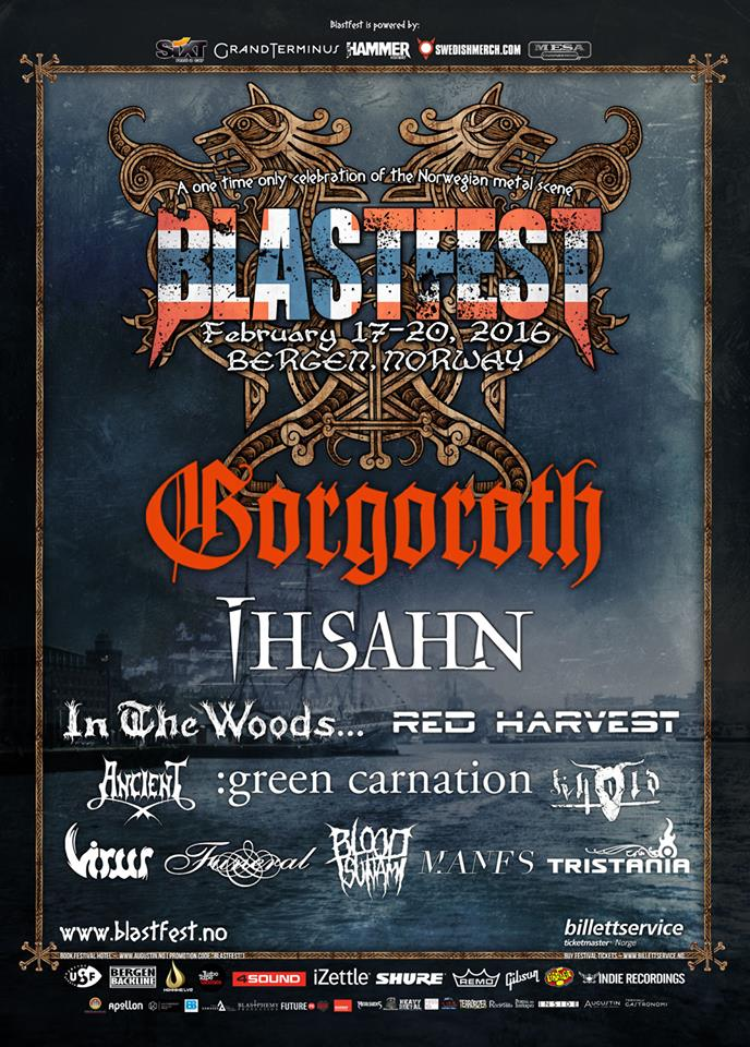 Blastfest 2016 Poster 1 Metal Music Future PR