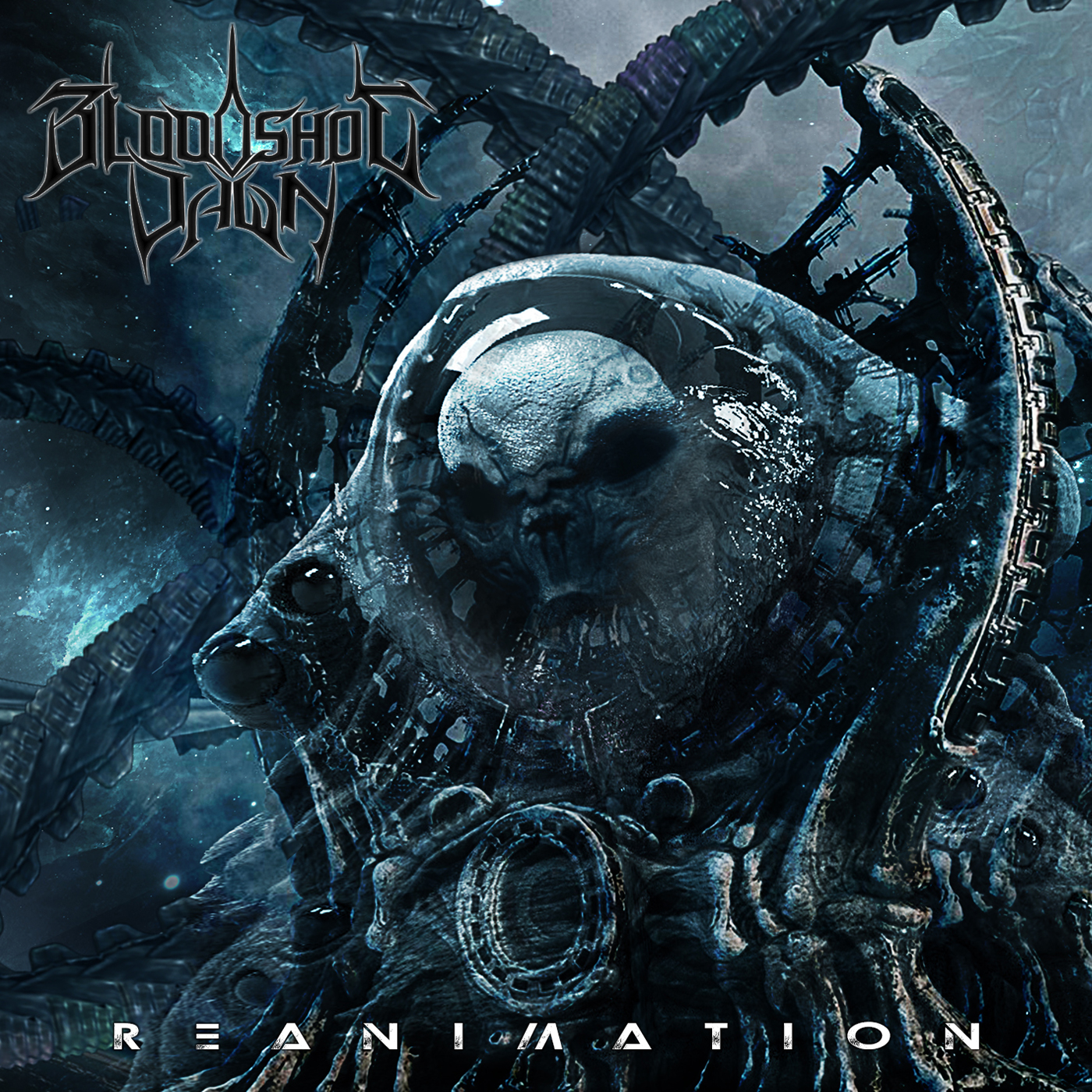 Bloodshot Dawn - Reanimation Artwork