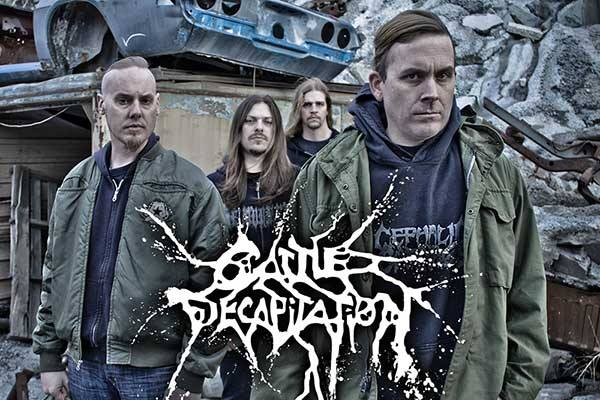 Cattle Decapitation OEF