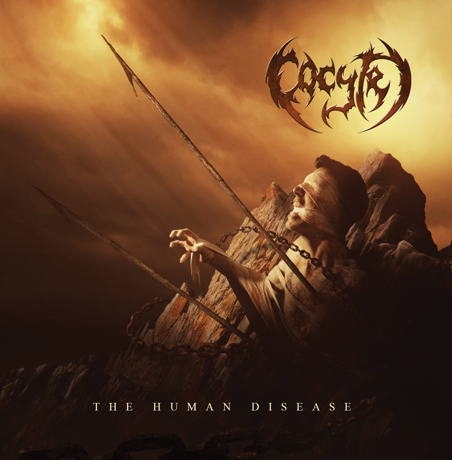 Cocyte - The Human Disease Artwork