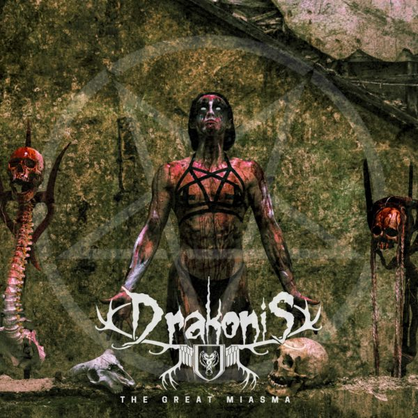 Drakonis - The Great Miasma Artwork