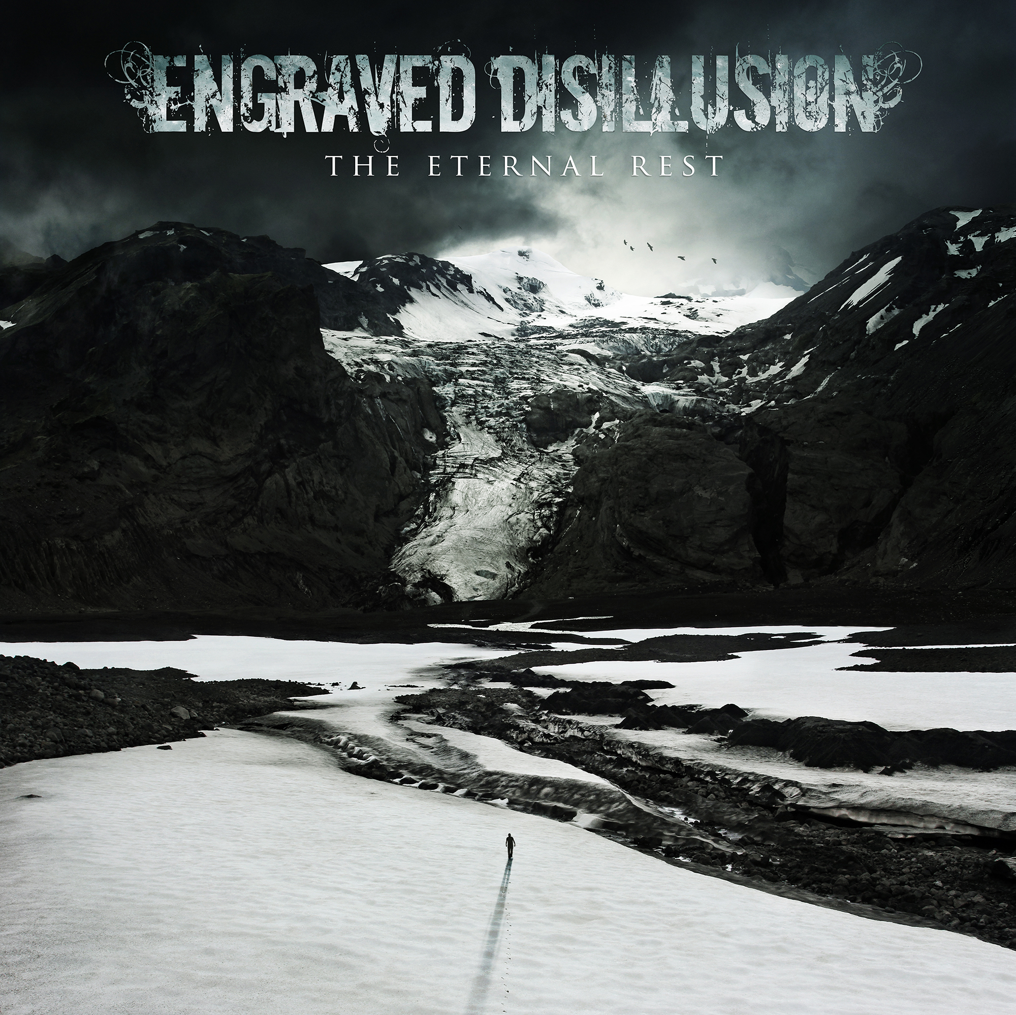 Engraved Disillusion - The Eternal Rest Artwork