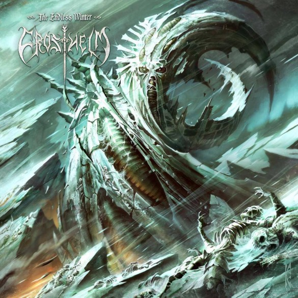 Frosthelm - The Endless War Artwork