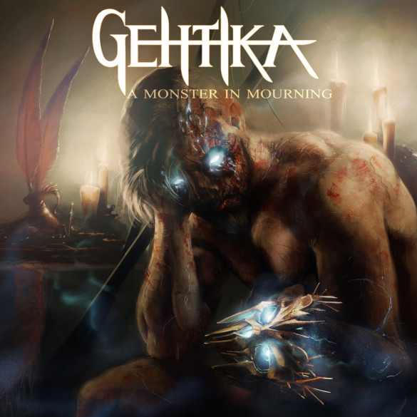 Gehtika - A Monster In Mourning Artwork