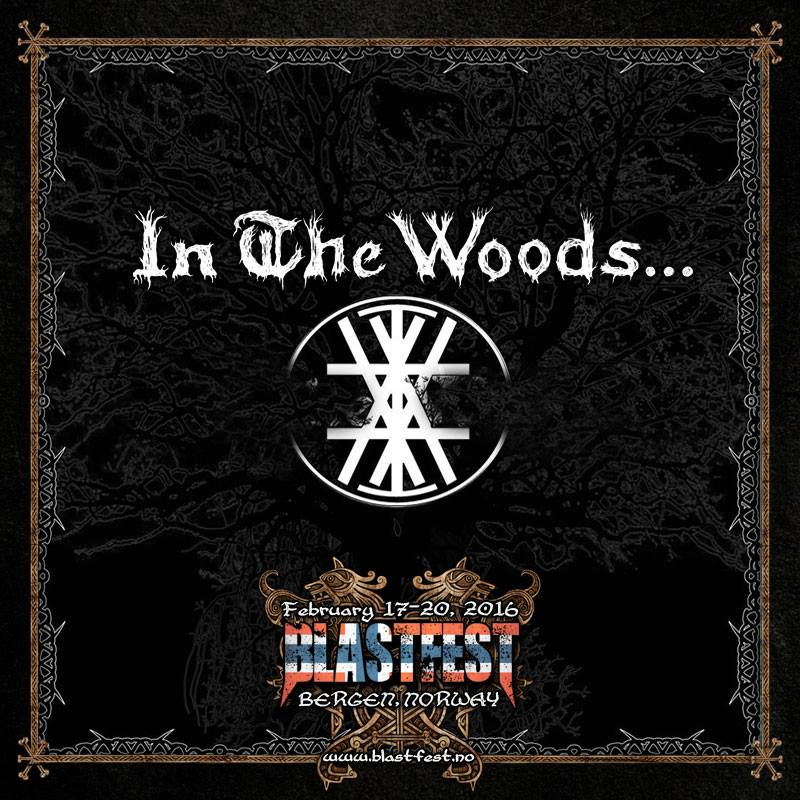 In The Woods Blastfest 2016