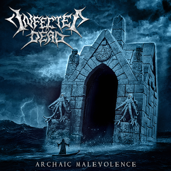 Infected Dead - Archaic Malevolence Artwork