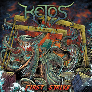 Ketos - First Strike Artwork
