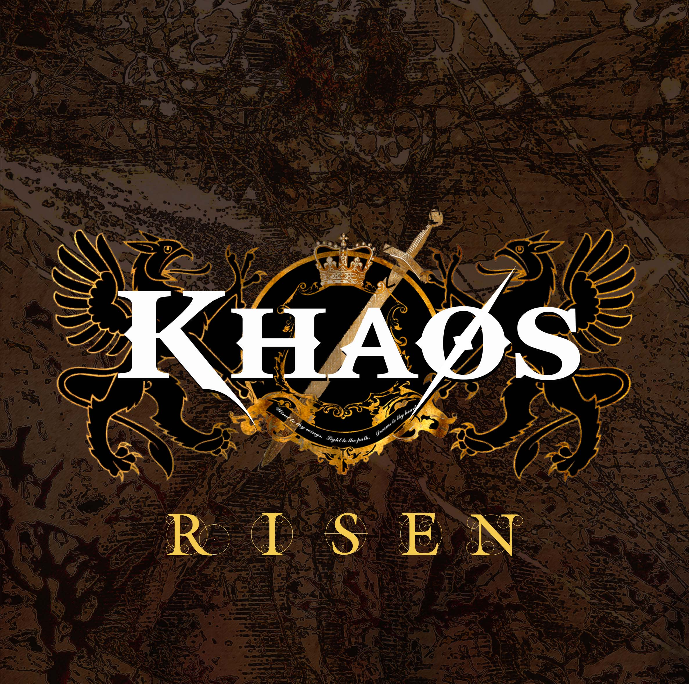 Khaøs Risen Artwork