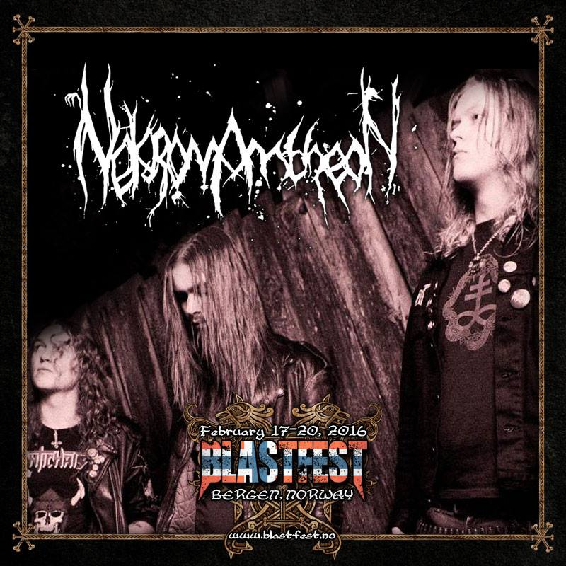 Nekromantheon Blastfest 2016