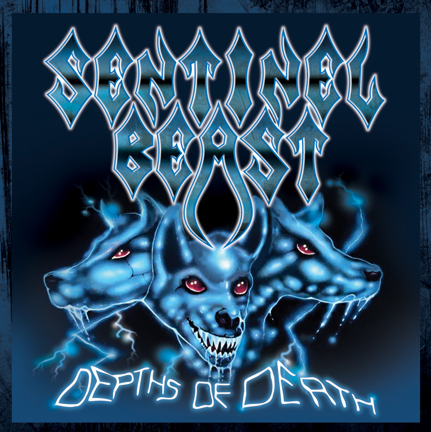 Sentinel Beast - Depths of Death Artwork