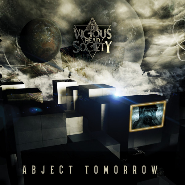 The Vicious Head Society - Abject Tomorrow Artwork