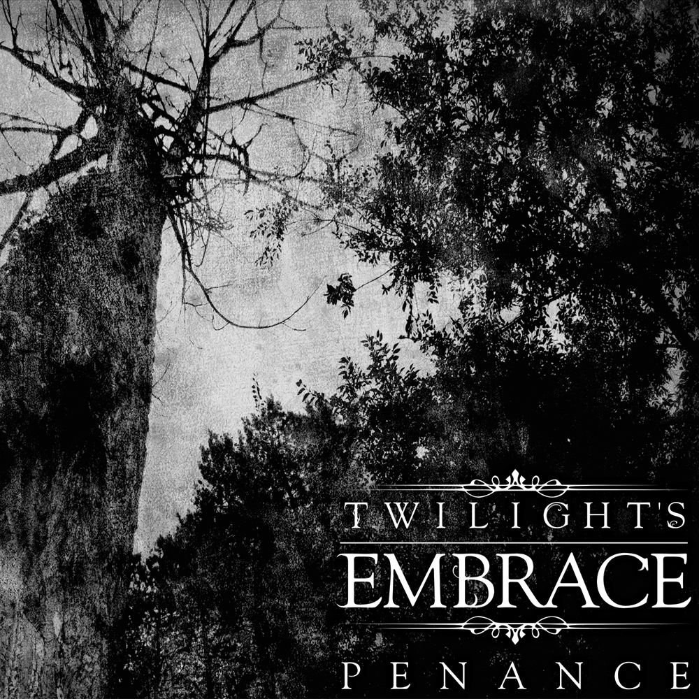 Twilight's Embrace - Penance Artwork