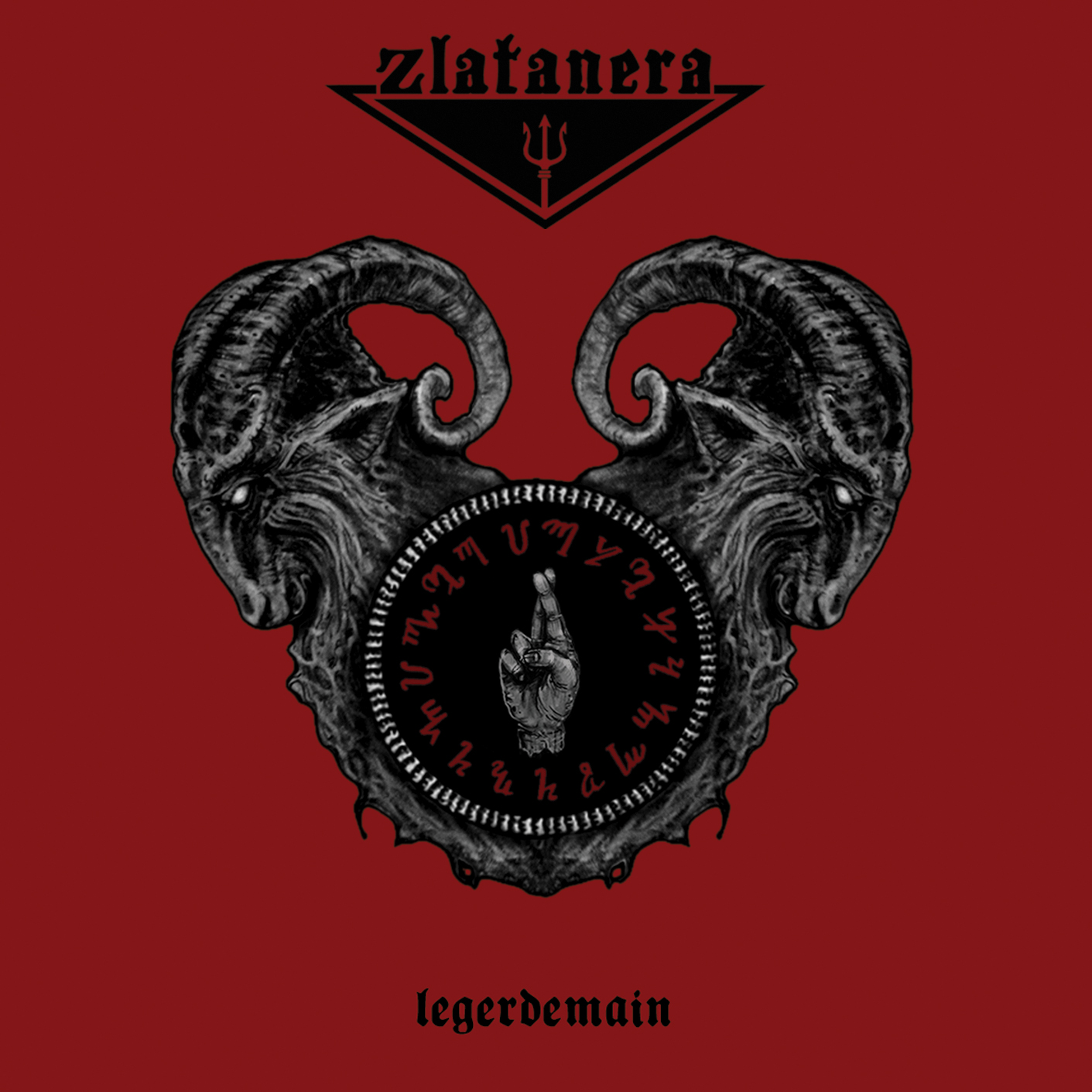 Zlatanera Legerdemain Artwork